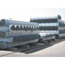welded galvanized steel pipe for mideast