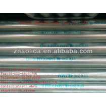 prime and best price galvanized steel pipe