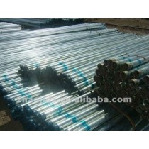 ERW Hot dip galvanized steel pipe.ASTM A53,BS1387