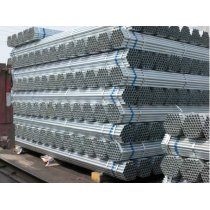 Galvanized Steel Pipes BS 1387 Grade A&B