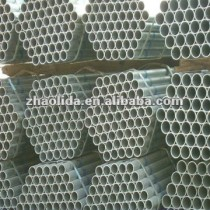 China Zinc Coated Surface Treatment Steel Pipe/Tube