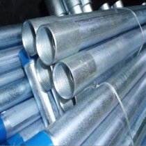 """1/2"""",3/4"""",1"""" BS1387 Galvanized Steel Pipe"""
