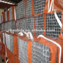 Small Size Hot Dipped Galvanized Hollow Section Steel Pipe/Tube