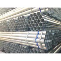 astm a53 sch40 hot dipped galvanized steel pipe screwed&socketed (GPC & GPE)