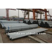 galvanized steel pipe specifications