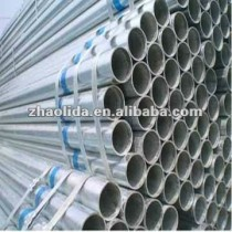 GB/T3091-2008 ERW Hot Dipped Galvanized Steel Pipe/Tube(for structure)