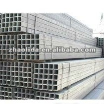 0.8mm-2.2mm Hot Dipped Galvanized Square Steel Pipe/Tube