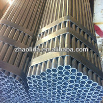 "ERW Hot Dipped Galvanized Pipe Line 1/2""-12"""
