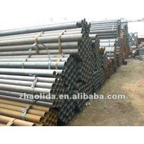 galvanized steel pipe balcony railing