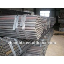 round galvanized steel pipes