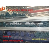 """Prime 1 1/4"""" Hot Dipped Galvanized Threaded Carbon Iron Pipe"""