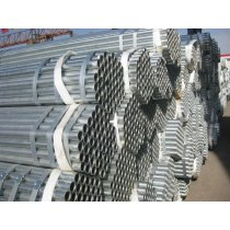 ASTM A53 Welded black/galvanized steel pipe