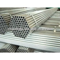 """Construction Material: Prime BS1387 1/2""""-6"""" Hot Dipped Galvanized Steel Pipe"""