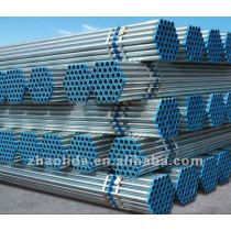 Water Pipe: BS 1387 Hot Dipped Galvanized Steel Pipe