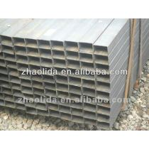 construction rectangular galvanized steel pipe