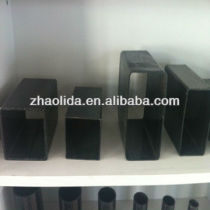 Square & Rectangular Welded Carbon Black Iron Pipe/Tube
