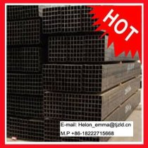 CS Hollow Section Pipe black pipes