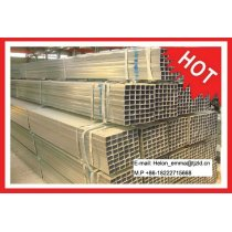 ASTM A500 Hollow Section Pipe 25*50