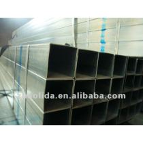 Hot dipped galvanized square tube