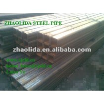 20*20mm Bared Square Steel Pipe