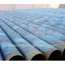 Big-diameter spiral welded tube/Q235/ASTM A53/A234/cs PIPE /SSAW /ERW