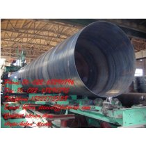 High Quality API 5L SSAW spiral steel pipe