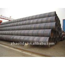 spiral galvanized steel pipe