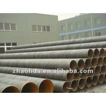spiral seamless steel pipe