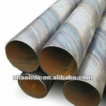 seamless spiral steel pipe