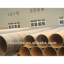 double-sided spiral steel pipe
