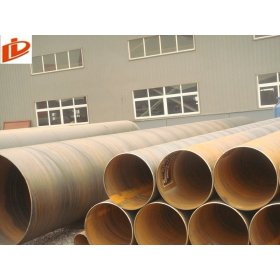 Q195-Q345 Prime 219mm-3020mm Spiral Steel Pipe