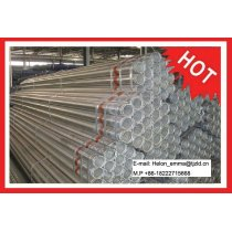 Hot dipped galvanized steel pipe/HDG pipe