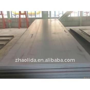 0.13mm-6mm ASTM high tensile galvanized steel plate