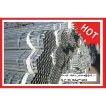 tianjin Hot dipped galvanized steel pipe For water and gas