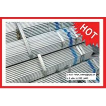 Hot dipped galvanized steel pipe For water and gas