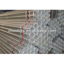Q345 hot dipped galvanized pipe