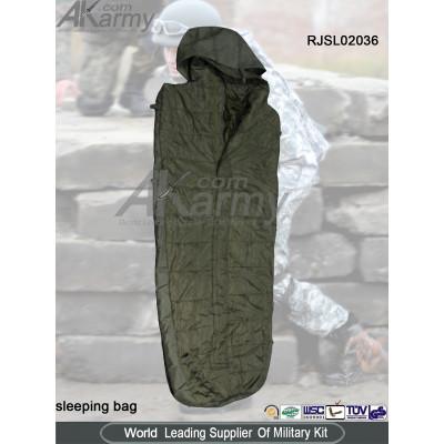 Olive Military sleeping bag waterproof