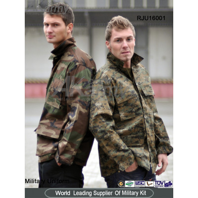 Poly/Cotton Ripstop BDU Uniform