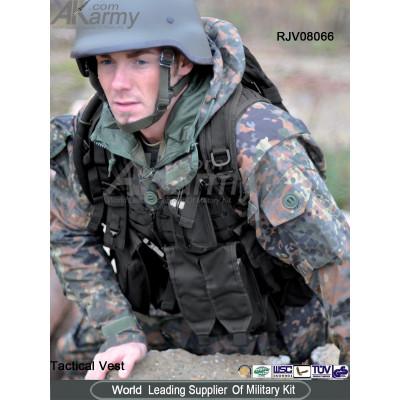 Black SWAT Tactical Vest