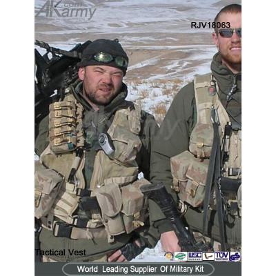 3 color desert camouflage Tactical Vest