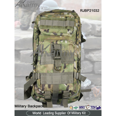 Multicam Camo 3P Military Backpack