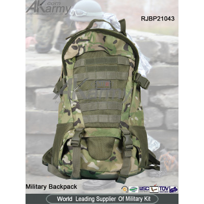 511 Multicam Camo Military Backpack