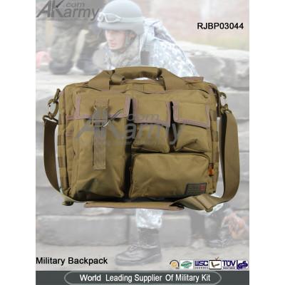 511 Khaki Military Shoulder Bag