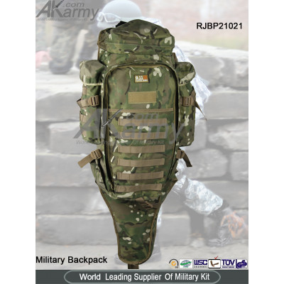 Multicam Camo 911 Military Backpack
