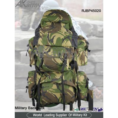 DPM British Woodland Military Backpack