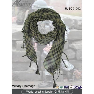 Cotton Mlitary Shemagh