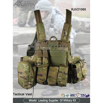 Multicam Military Tactical Vest