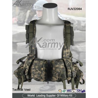 600D Camo Military Tactical Vest