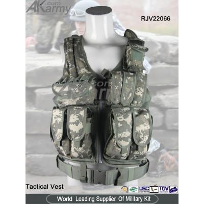 Camo Military  Tactical Vest