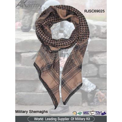 Poly/Cotton Military shemagh